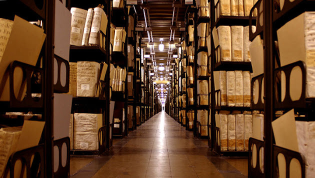 The Vatican Secret Archives, Rome, Italy – The Library Card Museum